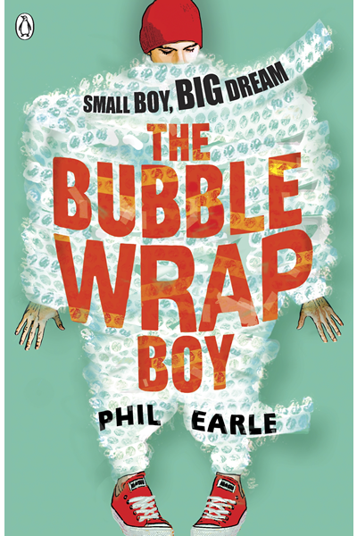 Bubble Wrap Boy book cover