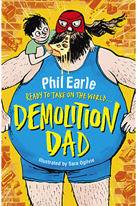 Demolition Dad book cover
