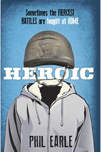 Heroic book cover