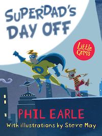 Superdad's Day Off book cover