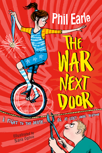 The War Next Door book cover