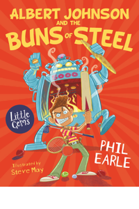 Albert Johnson & The Buns of Steel book cover